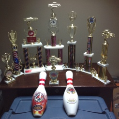 charger trophies as of may 2017