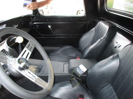 Jimmy Johnson 1956 Chevy 13