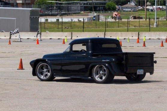 Jimmy Johnson 1956 Chevy 20