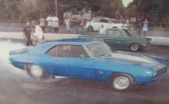 2005 dragracing