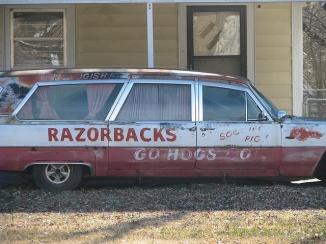 The Razorbacker