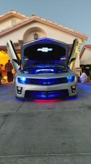 2013 Camaro - Silver Bullet - 13