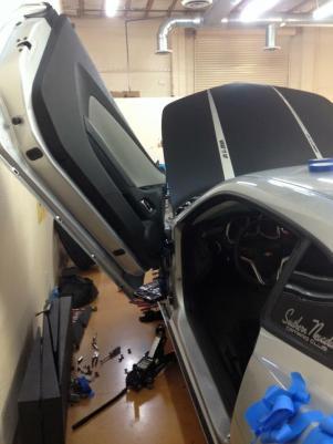 2013 Camaro - Silver Bullet - 2
