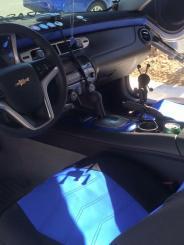 2013 Camaro - Silver Bullet - 25