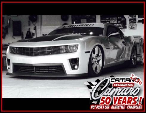 2013 Camaro - Silver Bullet - 5