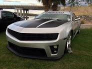 2013 Camaro - Silver Bullet - 6
