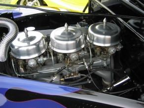 Chevy Motor 2
