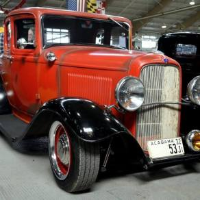 1932 Ford 5W Coupe - 15