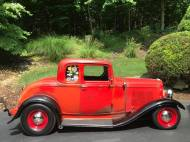 1932 Ford 5W Coupe - 3