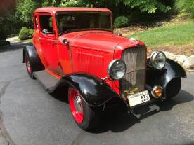 1932 Ford 5W Coupe - 4