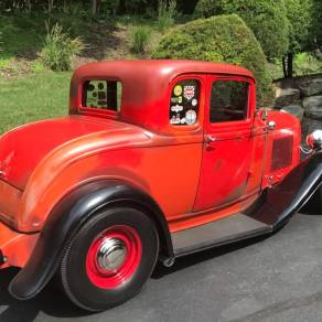 1932 Ford 5W Coupe - 5