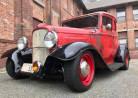 1932 Ford 5W Coupe - 7