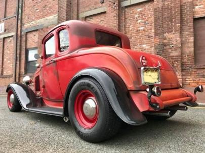 1932 Ford 5W Coupe - 8