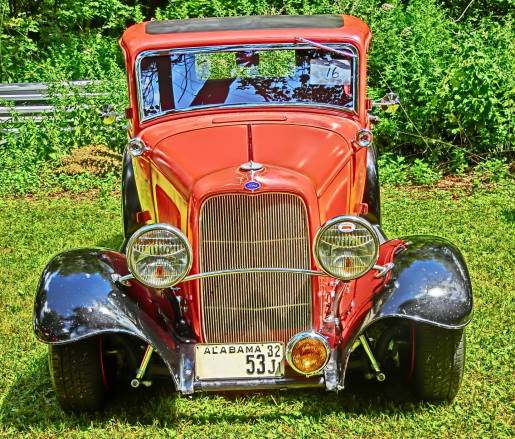 1932 Ford 5W Coupe - 9