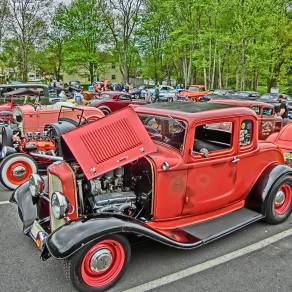 1932 Ford 5W Coupe - Car Show - 10