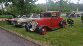 1932 Ford 5W Coupe - Car Show - 13