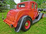 1932 Ford 5W Coupe - Car Show - 6
