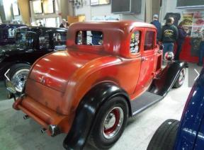 1932 Ford 5W Coupe - Car Show - 8