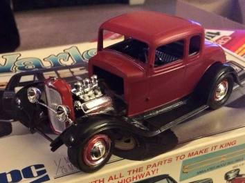 1932 Ford 5W Coupe - Model - 1