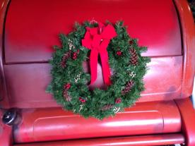 Christmas in the Coupe